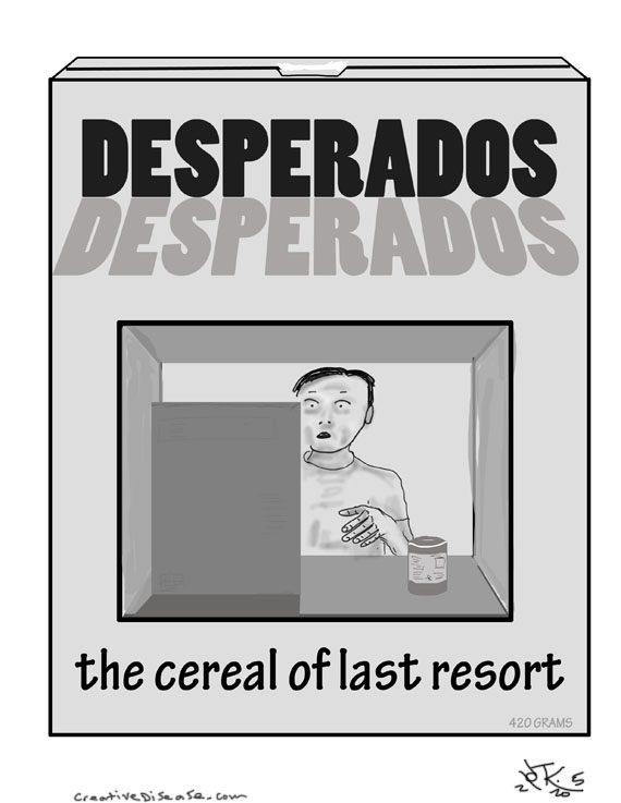 cereal comic