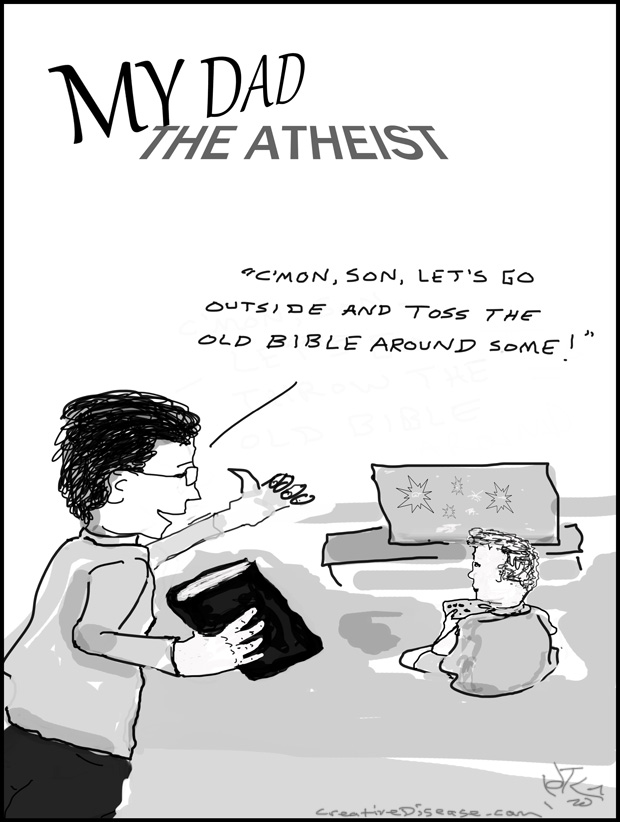 atheist comic
